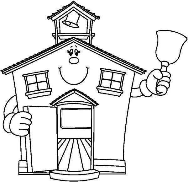 Draw Ruby Bridges School Clip Art Library
