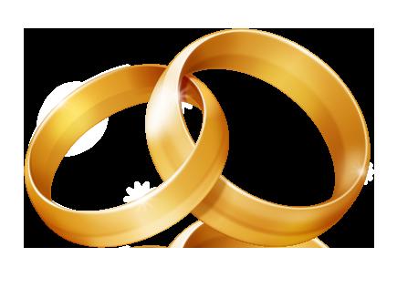 Golden Wedding Cliparts Free Download Clip Art