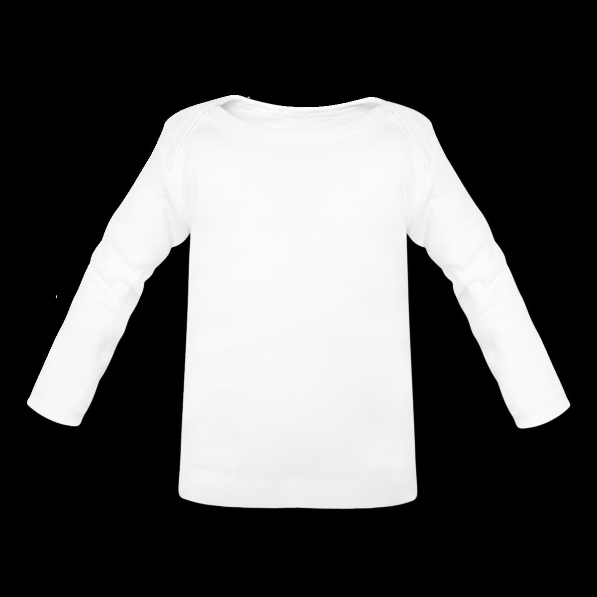 Long Sleeve Shirt Template Free Clip Art