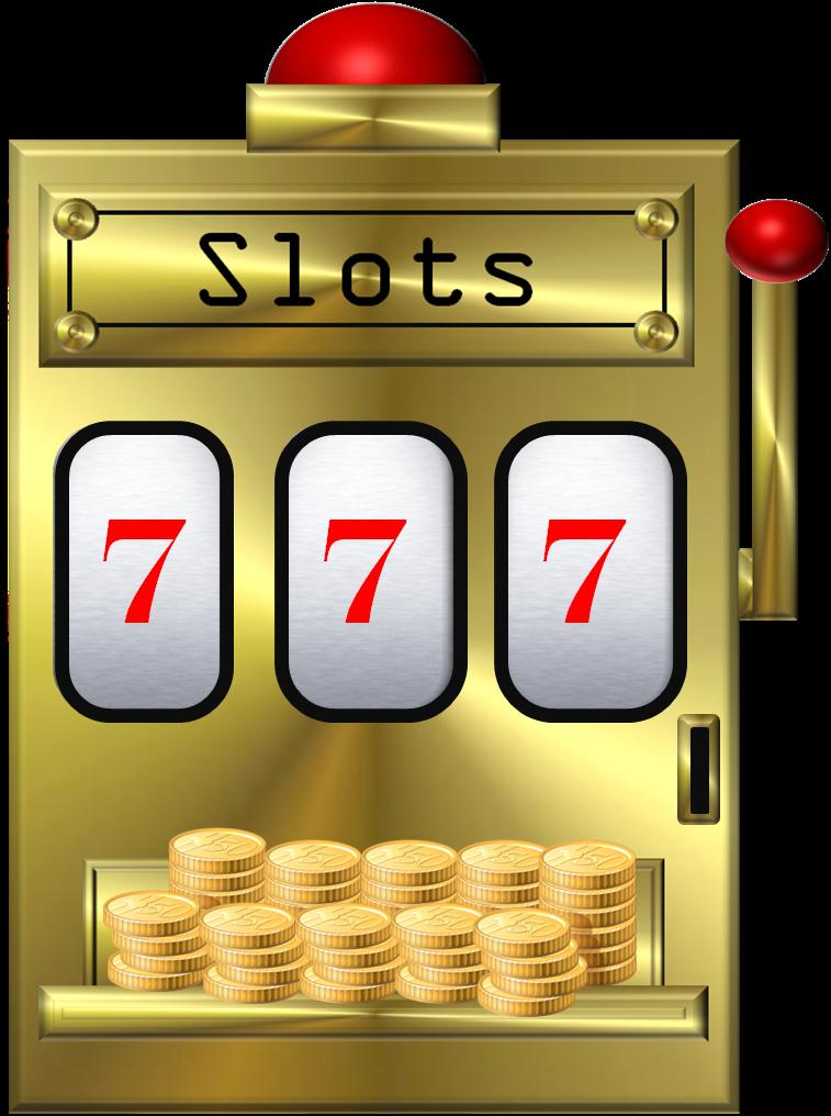 Free Slot Machine Clipart