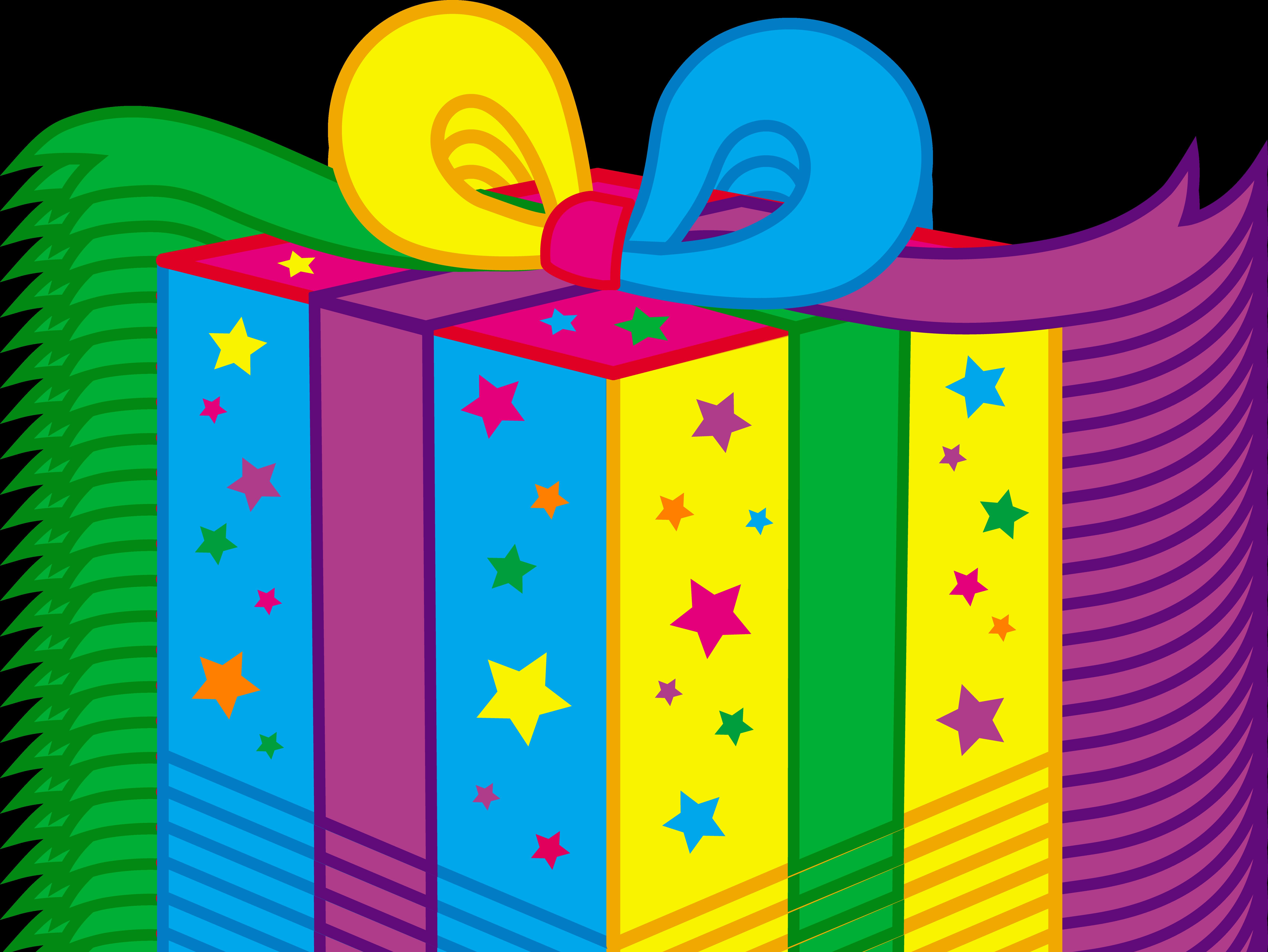 Fresh Free Birthday Gift Cliparts, Download Free Clip Art, Free Clip Art  VU72