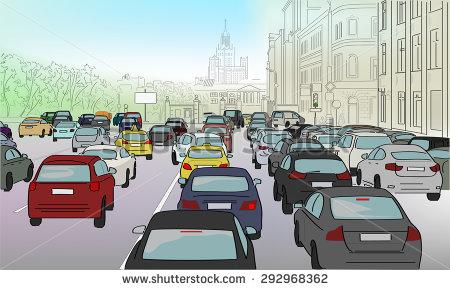 traffic clip art image - clip art library