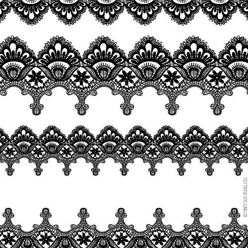 Free Lace Corner Cliparts Download Free Clip Art Free