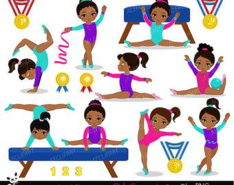 Free Gymnastics Scale Cliparts Download Free Clip Art