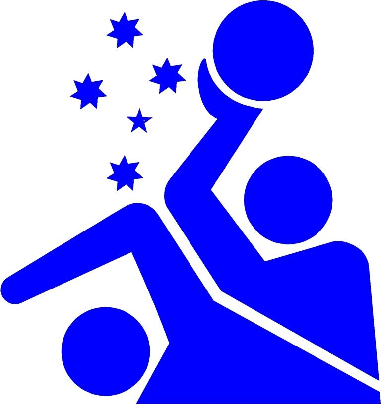 water polo logo - clip art library
