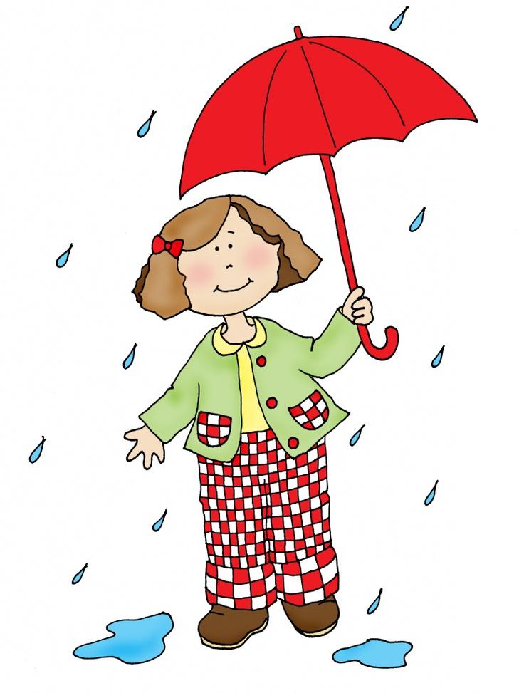Free Rainy Day Clipart...