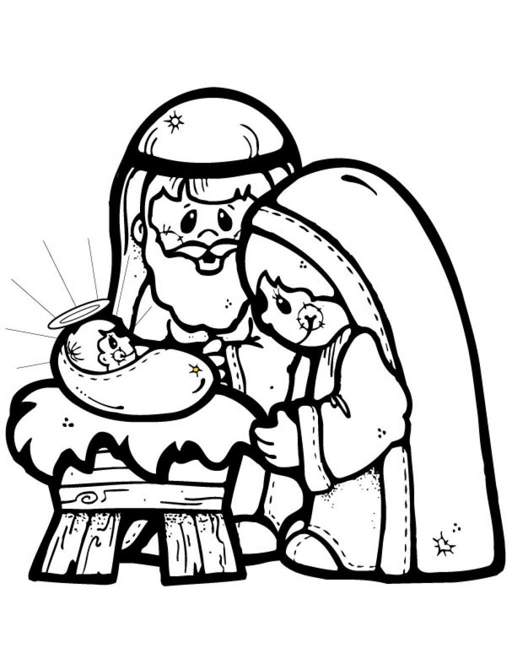 Free Nativity Black Cliparts, Download Free Clip Art, Free ...