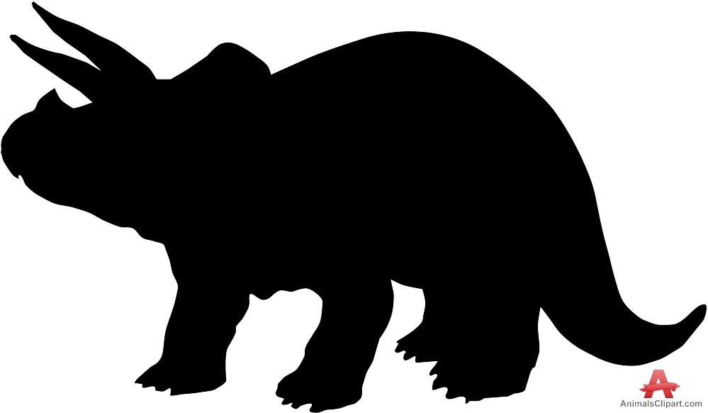 Triceratops Dinosaur Silhouette Clipart Free Clipart Design Download Dinosaur Silhouette Clip Art Dinosaur
