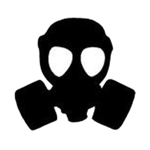 logo mask gas - clip art library