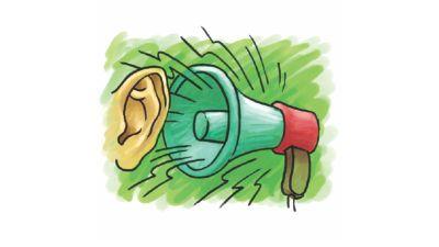 Loud Car Horn >> Noisy Neighbor Clipart