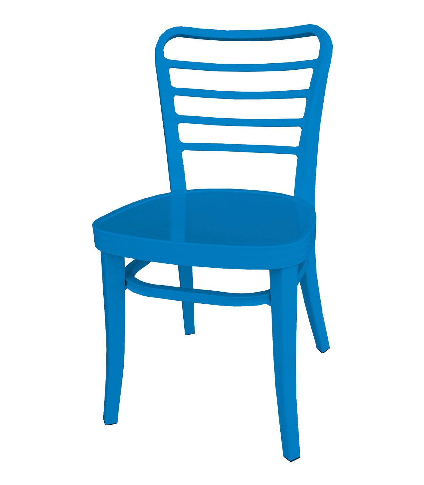Blue Chair Clipart - Clip Art Library