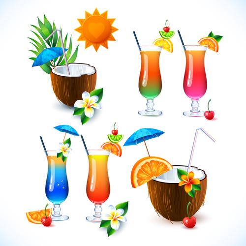 Coconut free vector download