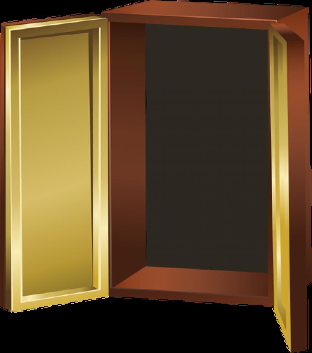 Empty Cupboard Cartoon: Free Open Closet Cliparts, Download Free Clip Art, Free