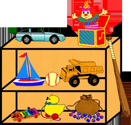 clip art toys - clip art library