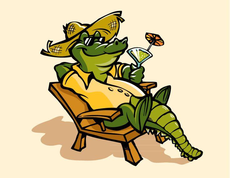 Free Alligator Swamp Cliparts Download Free Clip Art