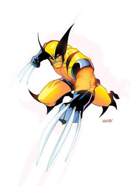 Wolverine Clip Art