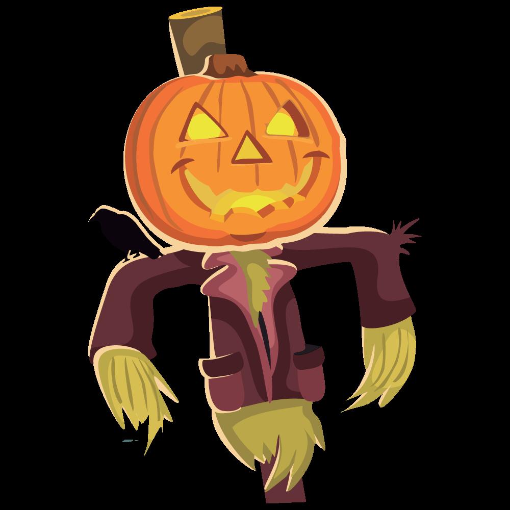 Scarecrow Hat Clipart