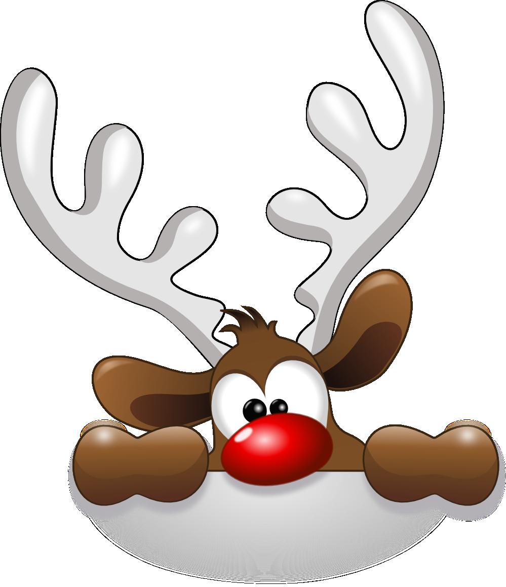 Free Transparent Reindeer Cliparts, Download Free Clip Art ...