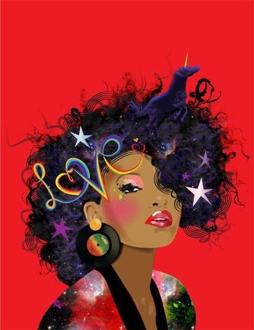 Free Cliparts Natural Hair Download Free Clip Art Free