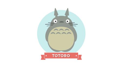 Umbrella Clipart Black And White Free Totoro Cliparts, ...