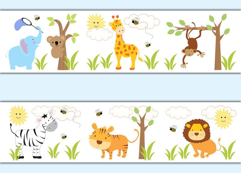 Free Wildlife Border Cliparts Download Free Clip Art