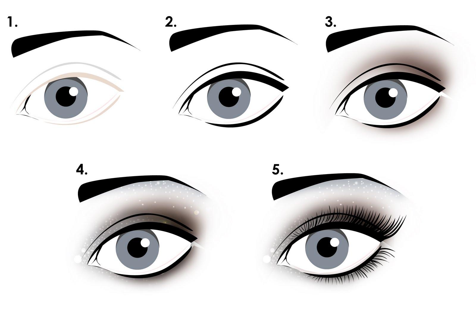 Eye Makeup Clipart