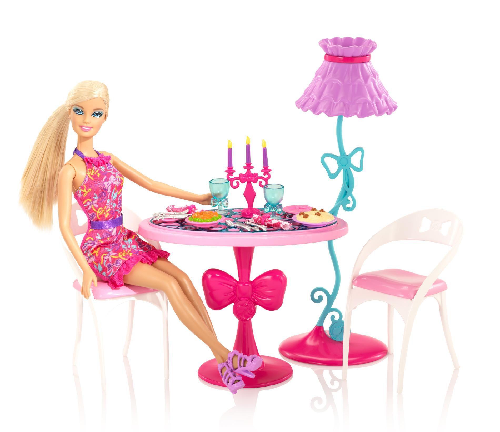 Barbie Room: Barbie