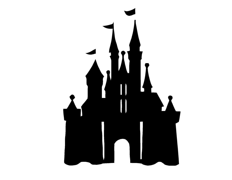 Free Magic Kingdom Castle Silhouette Download Free Clip Art Free Clip Art On Clipart Library