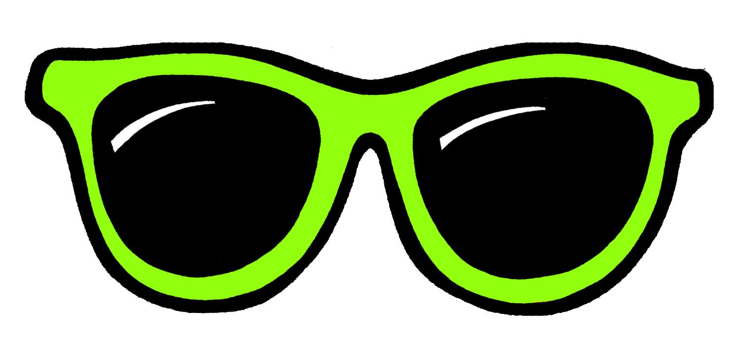 Очки нарисованные картинки