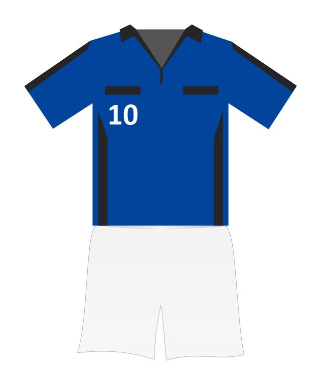 Soccer Referee Uniform