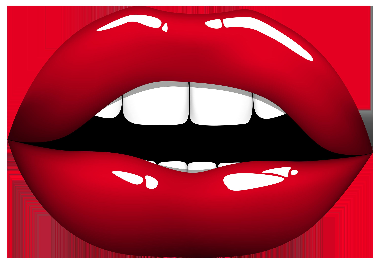 clip art sexy mouth