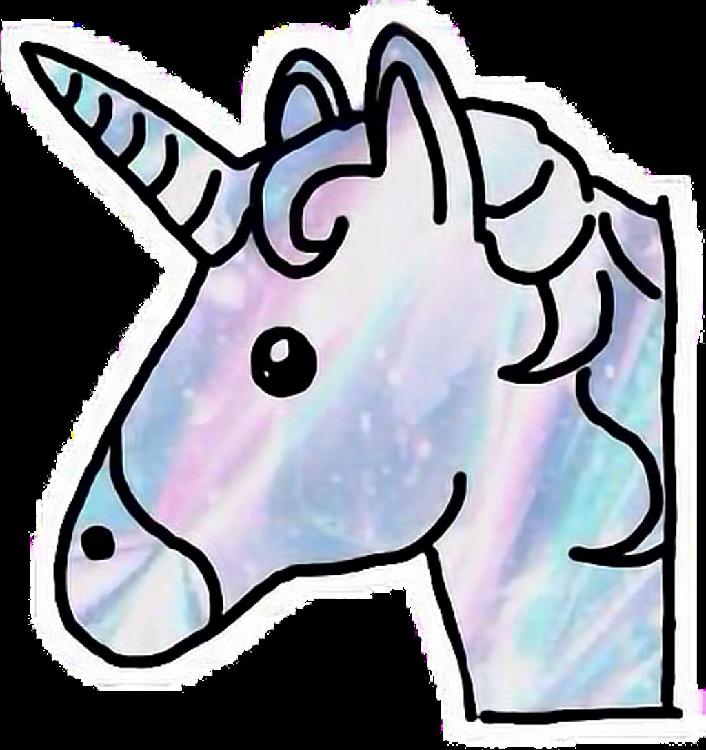 113 1136446 unicorn emoji transparent background galaxy unicorn emoji