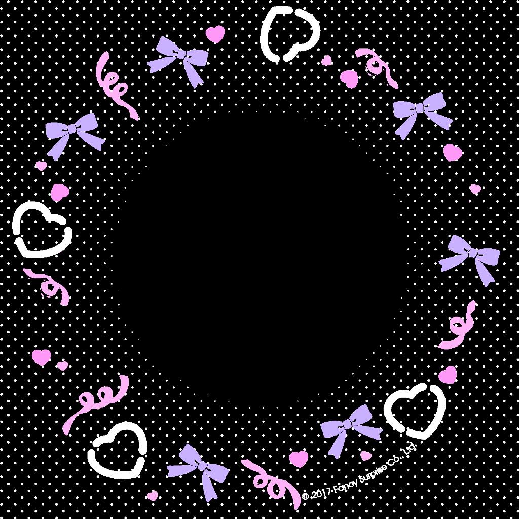 146 1461934 cute kawaii frame galaxy fancysurprise lovely kawaii frame