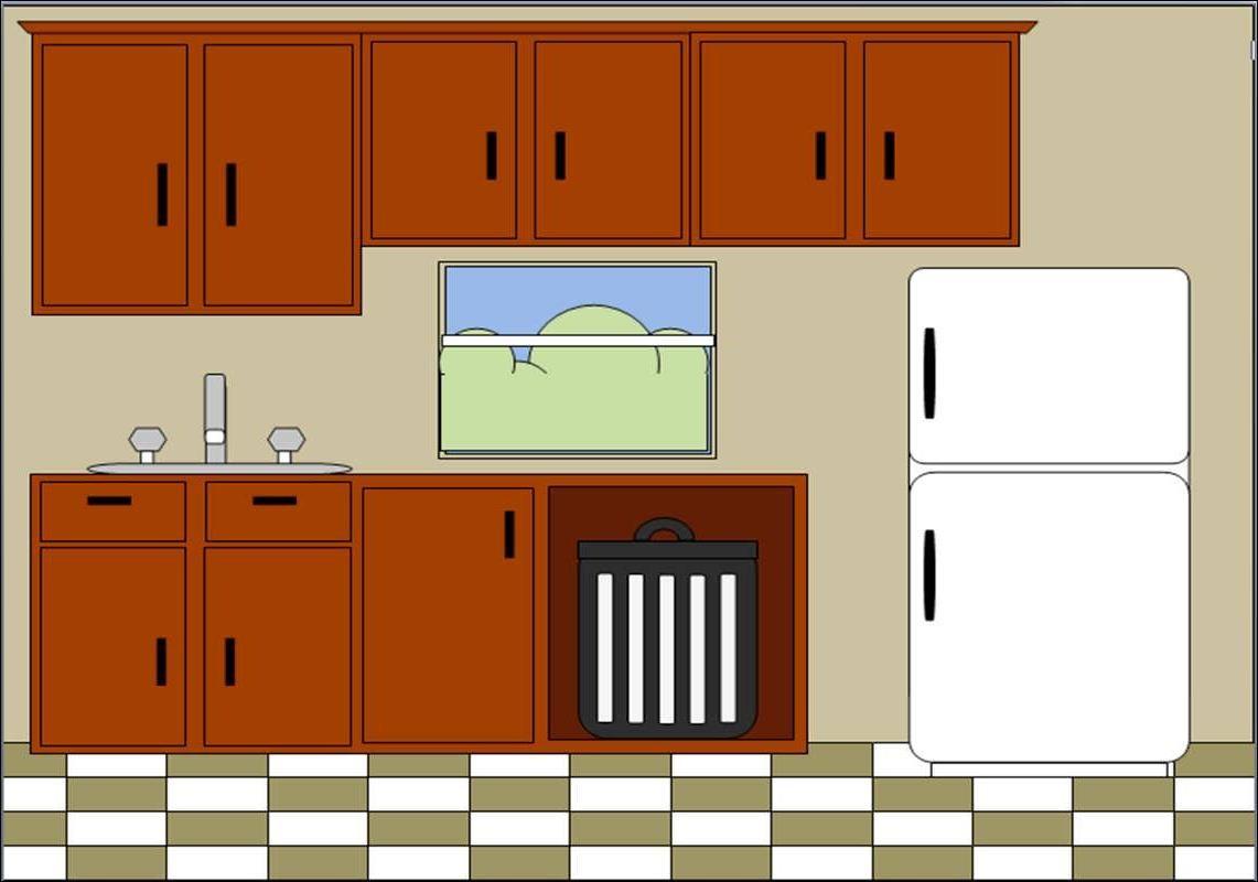 Kitchen Clipart Free Clip Art