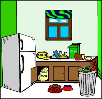 Kitchen Clip Art Images Free Clipart 2