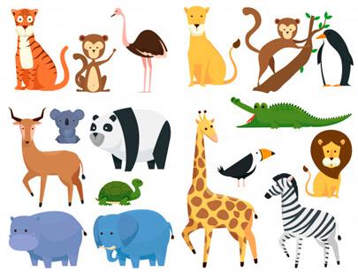 Clip Art Animals Clip Art Library