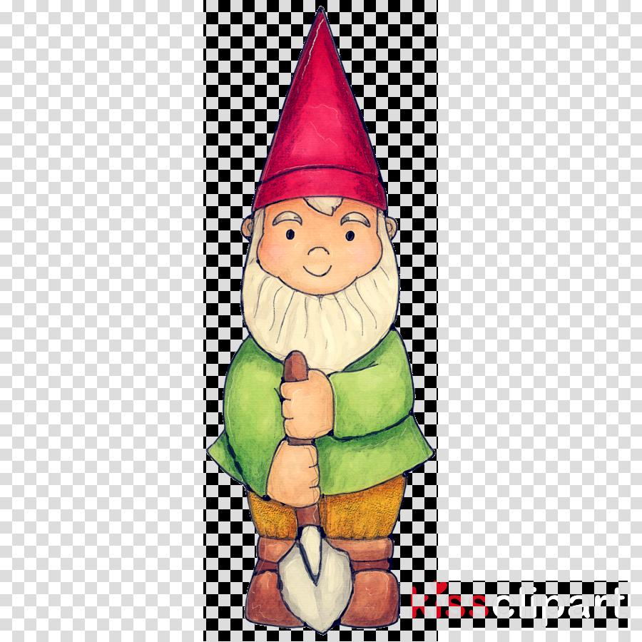 transparent garden gnome clipart - Clip Art Library