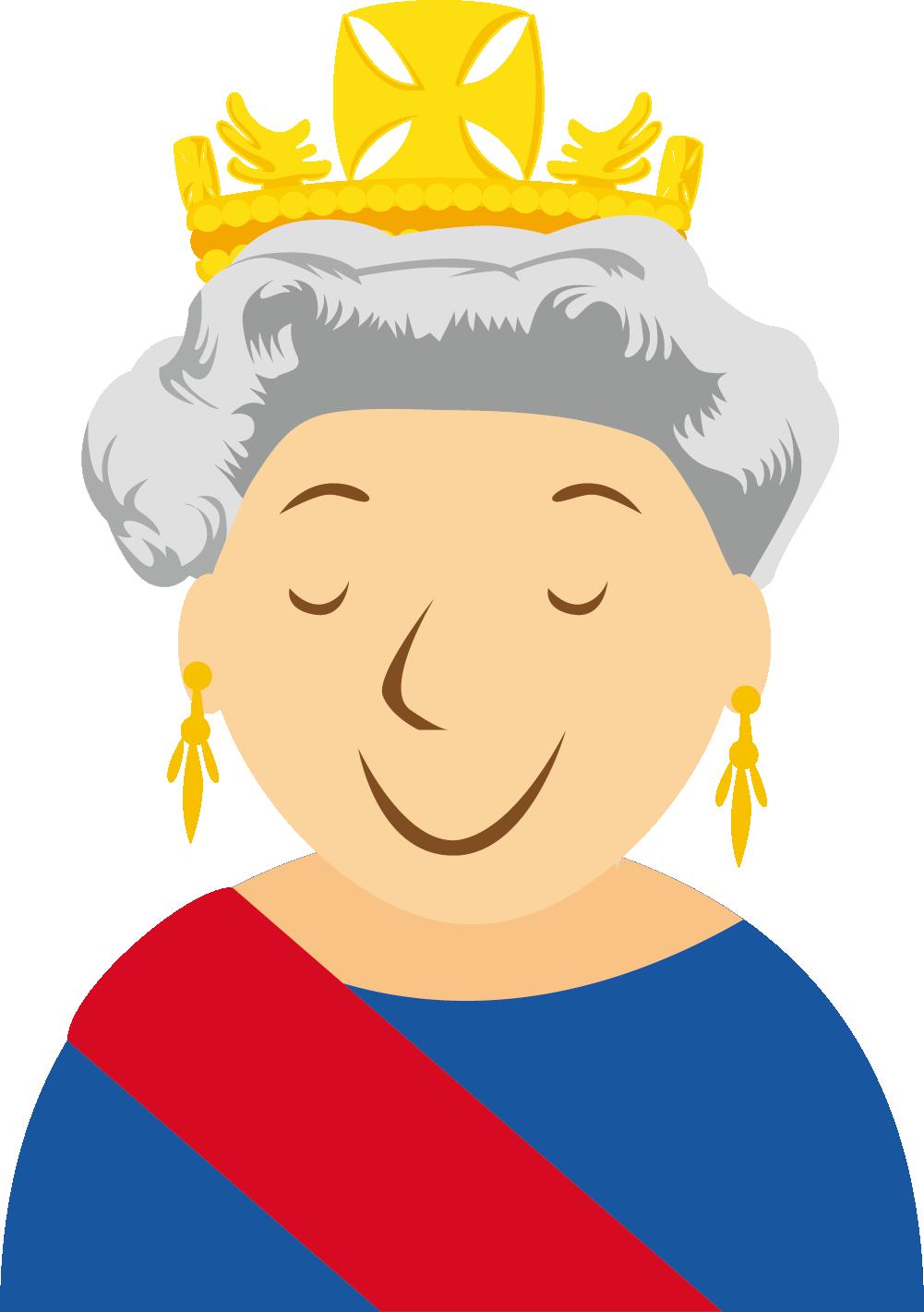 картинки мультяшные королевы словам местных