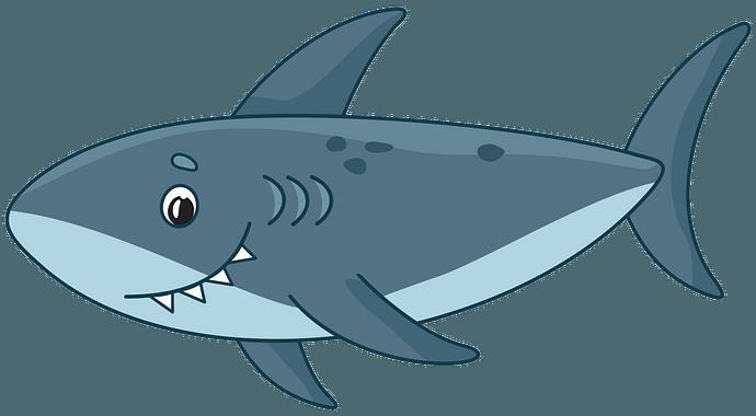 Free Cartoon Shark Clipart, Download Free Clip Art, Free ...